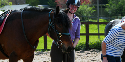 Equestrian Experience Days for adults at Ride High Equestrian Centre MIlton Keynes
